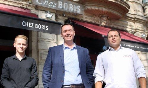 Chez Boris - Restaurant Montpellier